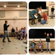 Théâtre forum / 11 octobre 2014