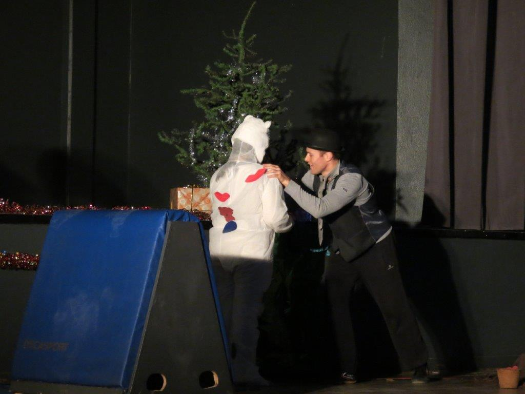 Spectacle Noël 2016